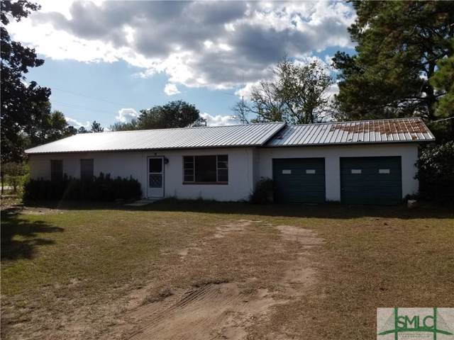 903 Harry Hagan Road, Pembroke, GA 31321 (MLS #215034) :: Partin Real Estate Team at Better Homes and Gardens Real Estate Legacy