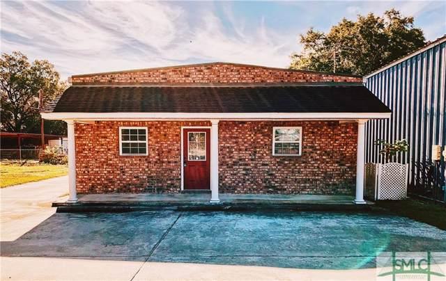 201 E 3rd Street, Springfield, GA 31329 (MLS #215038) :: Heather Murphy Real Estate Group