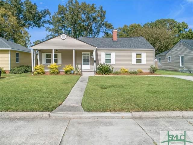 312 E 58th Street, Savannah, GA 31405 (MLS #215040) :: The Arlow Real Estate Group