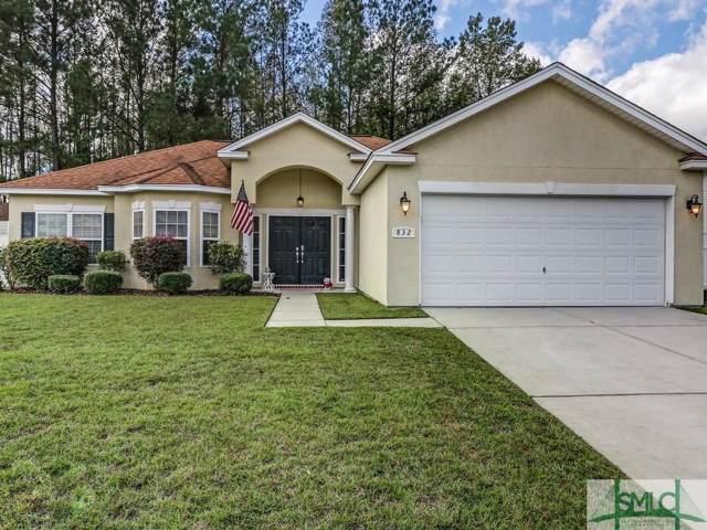 832 Hyacinth Circle, Guyton, GA 31312 (MLS #215056) :: The Sheila Doney Team