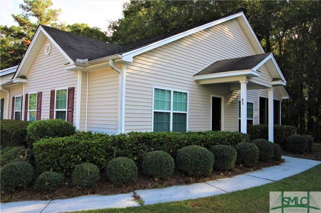 85 Falkland Avenue, Savannah, GA 31407 (MLS #215063) :: Keller Williams Coastal Area Partners