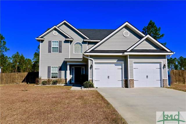 670 Murray Crossing Boulevard NE, Ludowici, GA 31316 (MLS #215065) :: Teresa Cowart Team