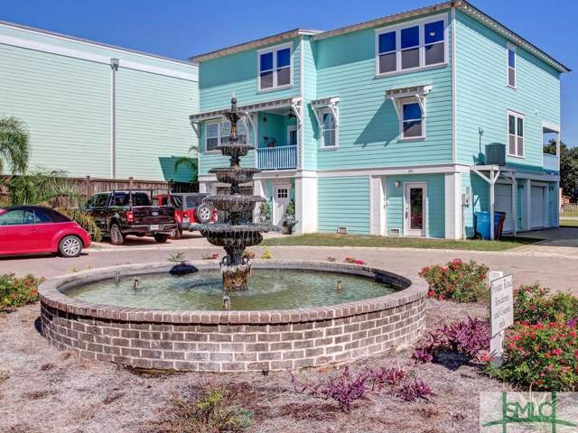 12 Village Place A, Tybee Island, GA 31328 (MLS #215068) :: Keller Williams Coastal Area Partners
