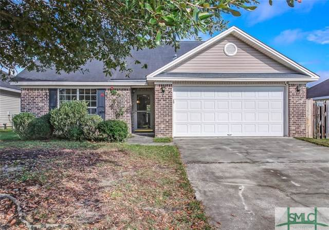 316 Katama Way, Pooler, GA 31322 (MLS #215071) :: Coastal Savannah Homes