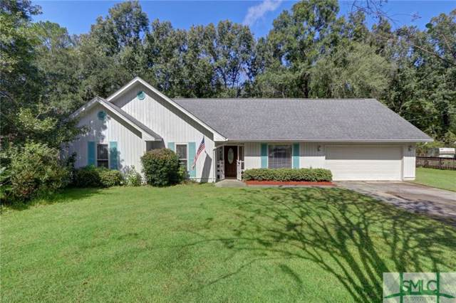 426 Boyd Drive, Richmond Hill, GA 31324 (MLS #215073) :: Partin Real Estate Team at Better Homes and Gardens Real Estate Legacy