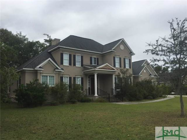 864 Southbridge Boulevard, Savannah, GA 31405 (MLS #215090) :: RE/MAX All American Realty