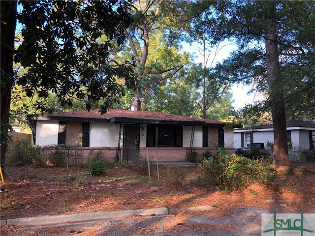 2106 Essex Avenue, Savannah, GA 31405 (MLS #215092) :: RE/MAX All American Realty