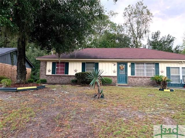 6946 Damascus Road, Savannah, GA 31406 (MLS #215095) :: Liza DiMarco