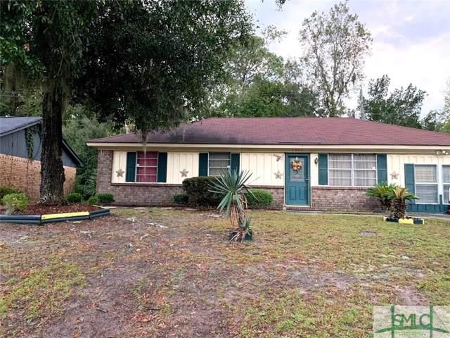 6946 Damascus Road, Savannah, GA 31406 (MLS #215095) :: The Sheila Doney Team