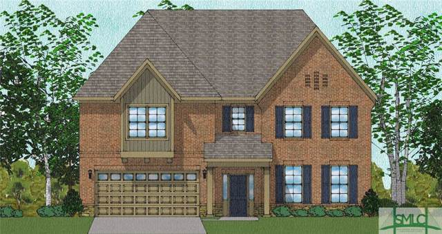 2885 Kingswood Drive, Richmond Hill, GA 31324 (MLS #215096) :: RE/MAX All American Realty