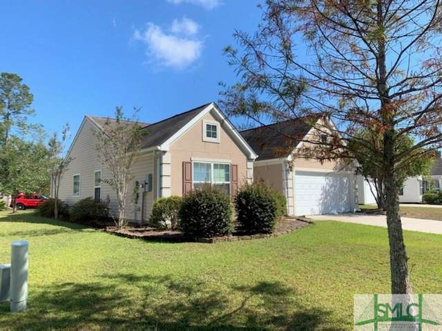112 Rocking Horse Lane, Pooler, GA 31322 (MLS #215098) :: Coastal Savannah Homes