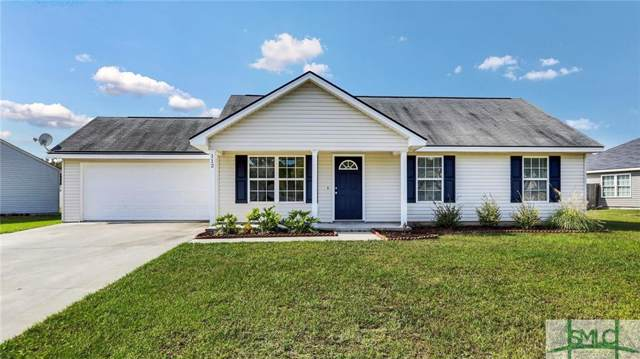 112 Clydesdale Court, Guyton, GA 31312 (MLS #215101) :: Keller Williams Coastal Area Partners