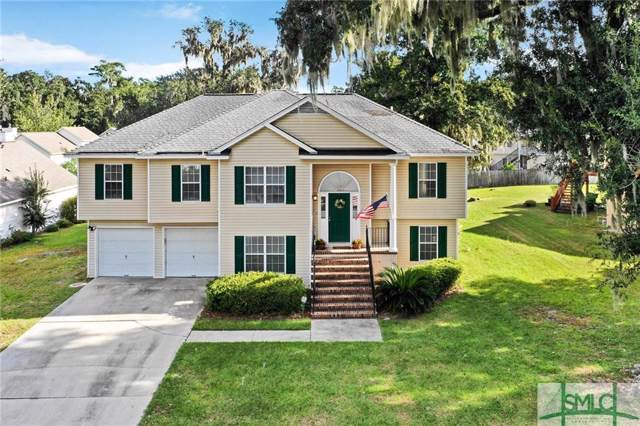 147 Druid Circle, Savannah, GA 31410 (MLS #215117) :: Robin Lance Realty