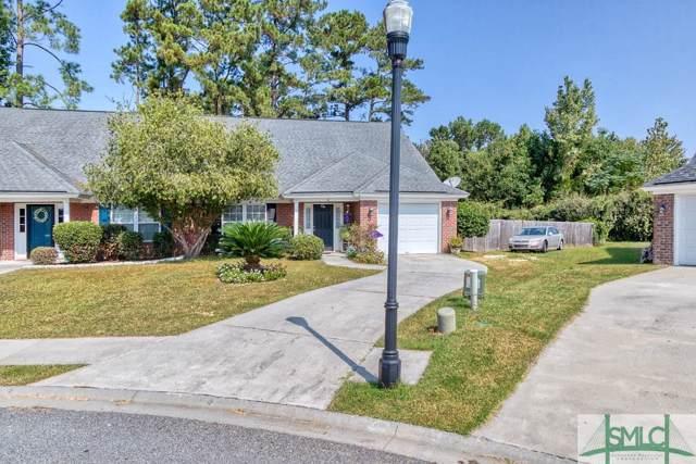 11 Redding Court, Savannah, GA 31419 (MLS #215119) :: Coastal Savannah Homes