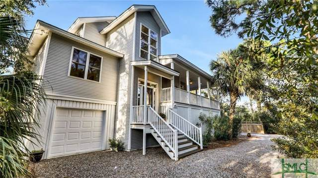 1111 Bay Street A, Tybee Island, GA 31328 (MLS #215127) :: Coastal Savannah Homes