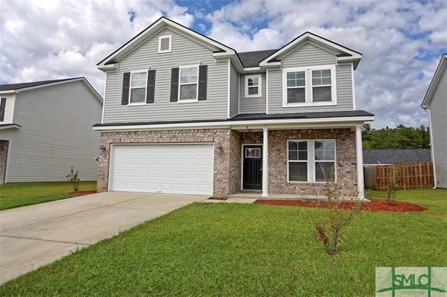 6 Coronedo Lane, Port Wentworth, GA 31407 (MLS #215130) :: Partin Real Estate Team at Better Homes and Gardens Real Estate Legacy