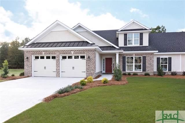 2113 Woodside Crossing, Savannah, GA 31405 (MLS #215137) :: Coastal Savannah Homes
