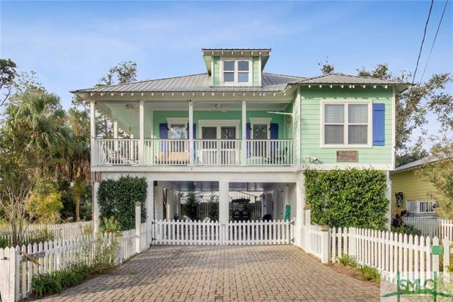 5 Hodges Street, Tybee Island, GA 31328 (MLS #215138) :: Coastal Savannah Homes