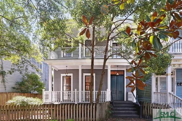 309 E Henry Street, Savannah, GA 31401 (MLS #215139) :: The Arlow Real Estate Group
