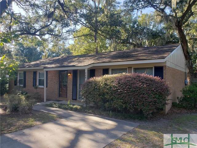 709 Walthour Road, Savannah, GA 31410 (MLS #215141) :: Heather Murphy Real Estate Group