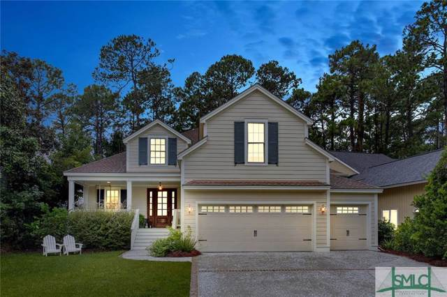 16 Riding Lane, Savannah, GA 31411 (MLS #215143) :: The Sheila Doney Team