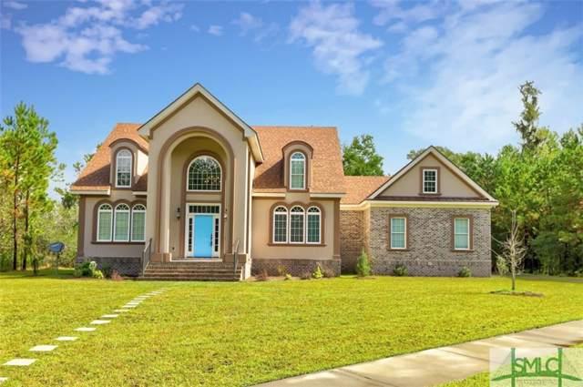 11 Serenity Point, Savannah, GA 31419 (MLS #215154) :: The Randy Bocook Real Estate Team