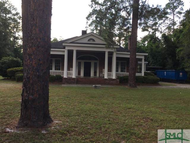 1301 Satilla Boulevard, Waycross, GA 31501 (MLS #215162) :: The Randy Bocook Real Estate Team
