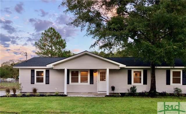 1112 Ricade Drive, Hinesville, GA 31313 (MLS #215165) :: RE/MAX All American Realty