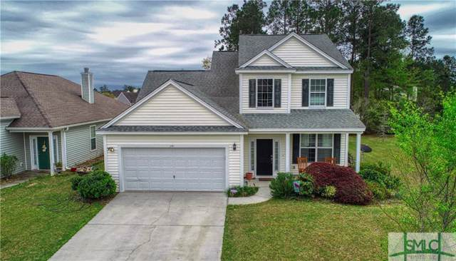 24 Old Bridge Drive, Pooler, GA 31322 (MLS #215172) :: The Arlow Real Estate Group
