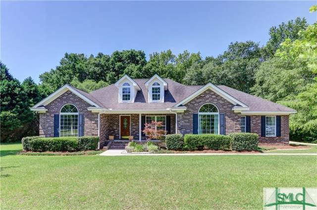 312 Hawk Hammock Drive, Springfield, GA 31329 (MLS #215174) :: The Arlow Real Estate Group