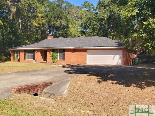 411 Hines Drive, Hinesville, GA 31313 (MLS #215176) :: Glenn Jones Group | Coldwell Banker Access Realty