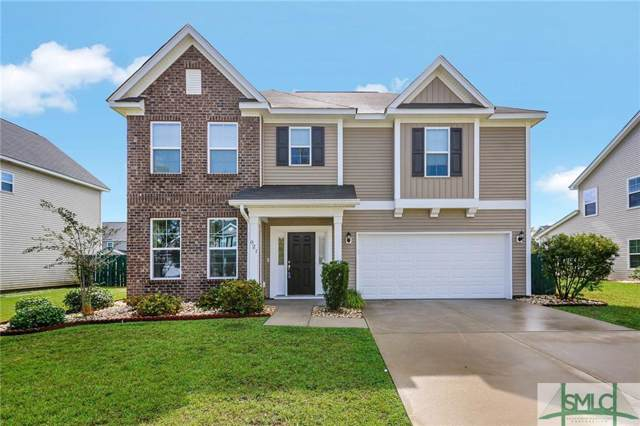 821 Garden Hills Loop, Richmond Hill, GA 31324 (MLS #215185) :: Coastal Savannah Homes