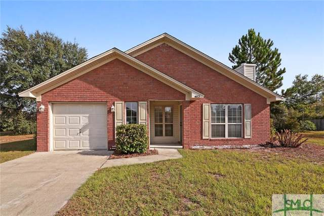 402 Clairemore Circle, Hinesville, GA 31313 (MLS #215187) :: Level Ten Real Estate Group