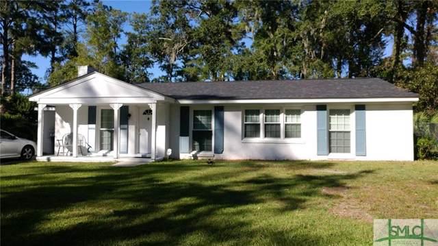 16 Fallowfield Drive, Savannah, GA 31406 (MLS #215189) :: Liza DiMarco