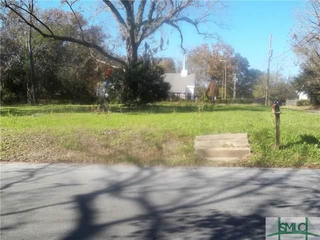 801 Davis Avenue, Garden City, GA 31408 (MLS #215200) :: The Sheila Doney Team