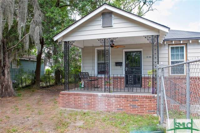 2106 Bolling Street, Savannah, GA 31404 (MLS #215212) :: Partin Real Estate Team at Better Homes and Gardens Real Estate Legacy