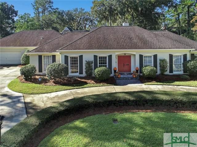 205 Stuart Street, Savannah, GA 31405 (MLS #215215) :: The Arlow Real Estate Group