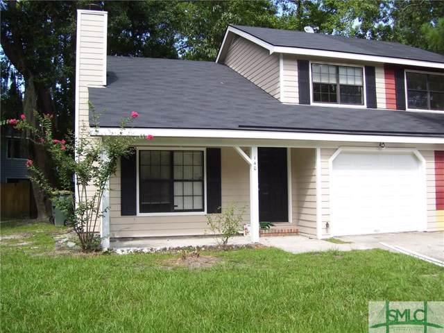 140 Holland Park Circle, Savannah, GA 31419 (MLS #215216) :: Coastal Savannah Homes
