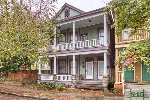 220 W 31st Street, Savannah, GA 31401 (MLS #215217) :: The Arlow Real Estate Group