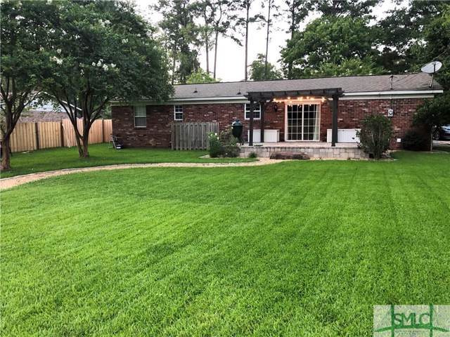 313 W Whatley Street, Pooler, GA 31322 (MLS #215220) :: Partin Real Estate Team at Better Homes and Gardens Real Estate Legacy