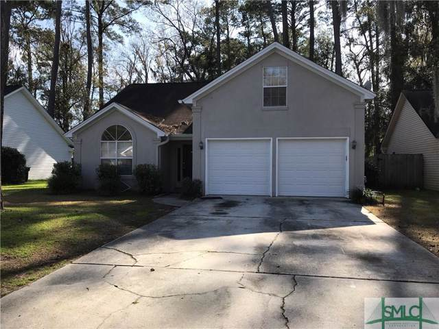 111 Dukes Way, Savannah, GA 31419 (MLS #215226) :: Liza DiMarco