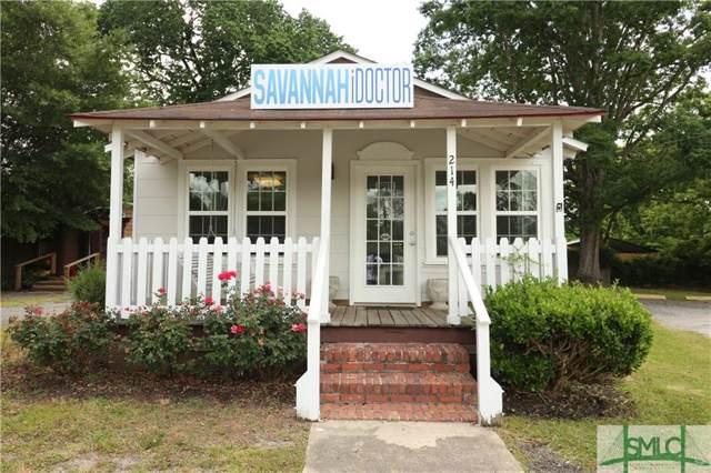 214, 216, 218 N Main Street, Pembroke, GA 31321 (MLS #215238) :: Partin Real Estate Team at Better Homes and Gardens Real Estate Legacy