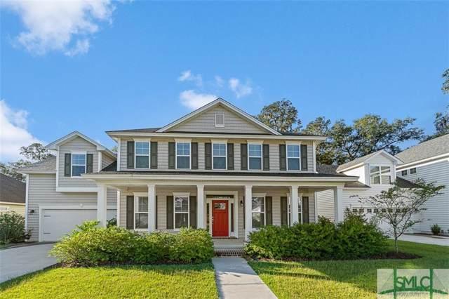 16 Oakhaven Lane, Savannah, GA 31419 (MLS #215243) :: The Randy Bocook Real Estate Team