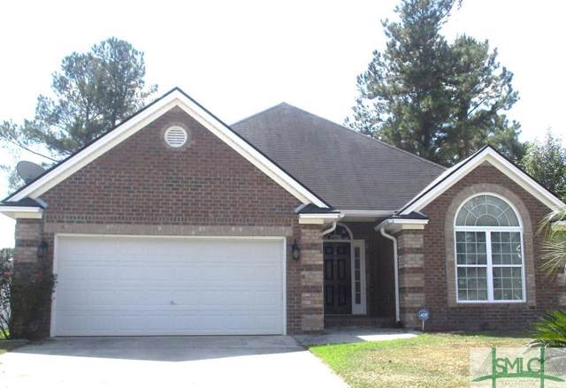 905 Rachel Lane, Hinesville, GA 31313 (MLS #215244) :: Level Ten Real Estate Group