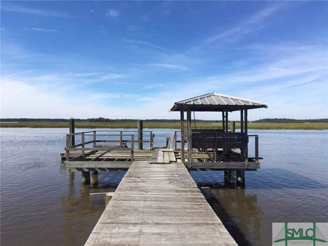 Lot 29 Waterford Landing Road, Richmond Hill, GA 31324 (MLS #215248) :: The Arlow Real Estate Group
