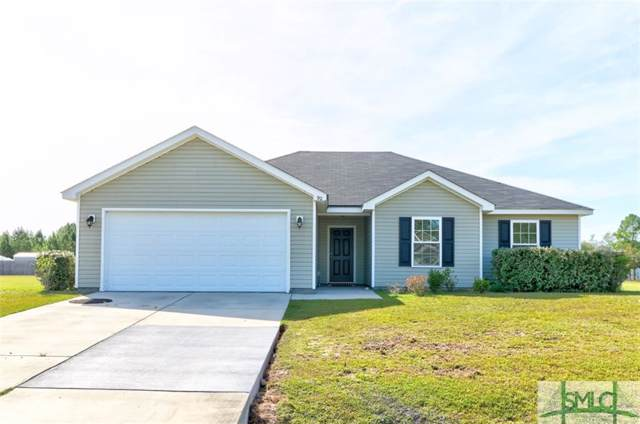 90 Jr Drive, Ellabell, GA 31308 (MLS #215251) :: Keller Williams Coastal Area Partners