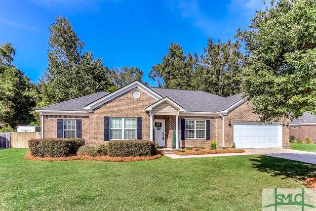 133 Cobbleton Drive, Rincon, GA 31326 (MLS #215258) :: McIntosh Realty Team