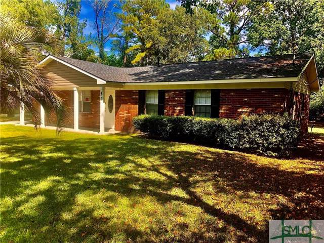 409 Rogers Road, Hinesville, GA 31313 (MLS #215259) :: Level Ten Real Estate Group