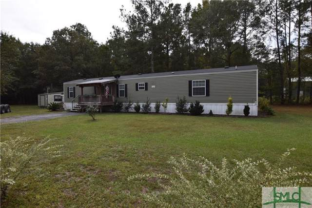 234 Exley Road S, Rincon, GA 31326 (MLS #215260) :: McIntosh Realty Team