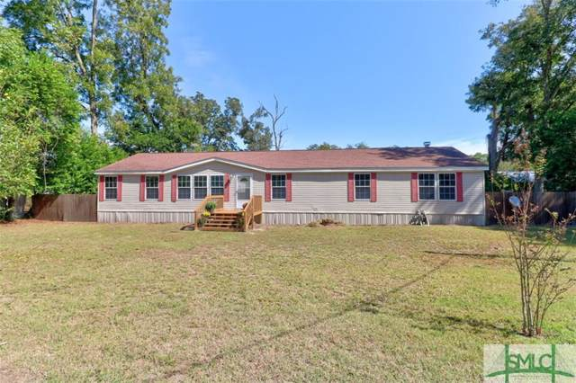 146 Middleground Road, Newington, GA 30446 (MLS #215265) :: The Arlow Real Estate Group